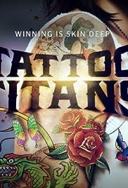 Tattoo Titans Poster