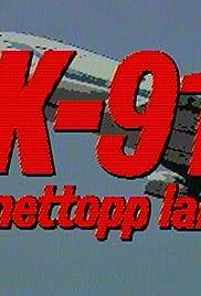 SK-917 har nettopp landet.. Poster
