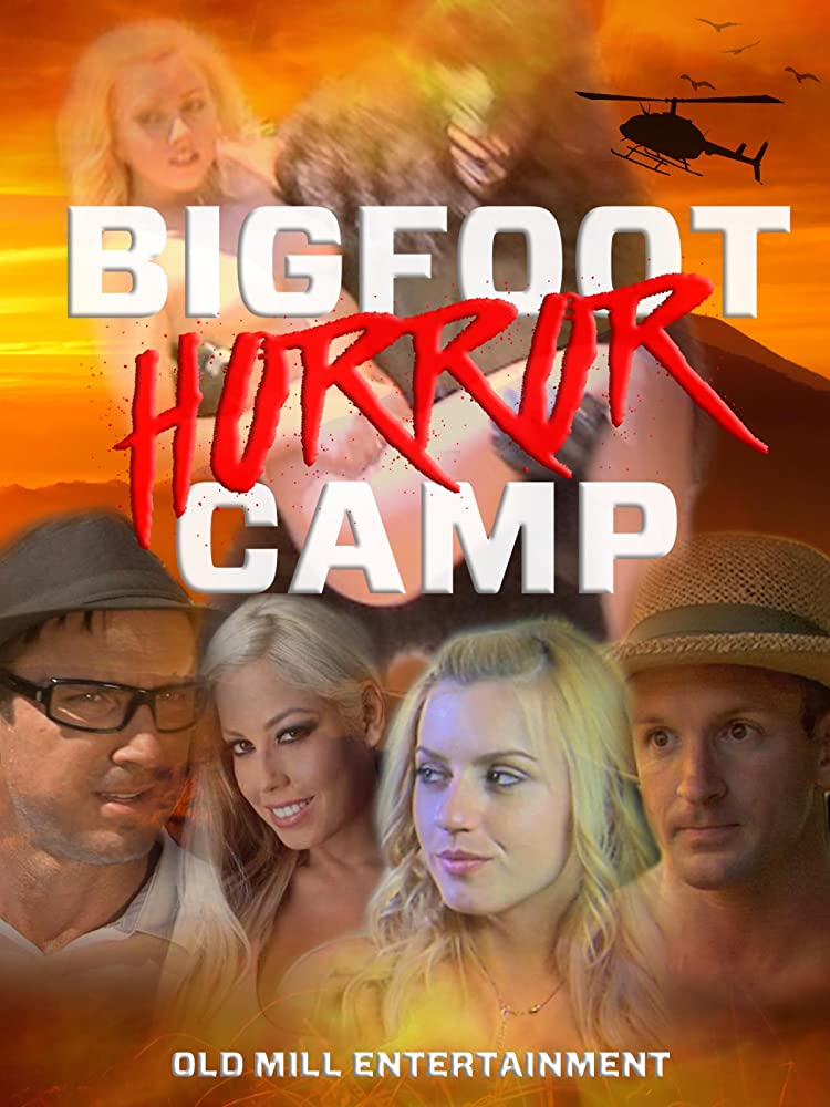 Tj Cummings And Frankie Cullen In Bigfoot Horror Camp 2017