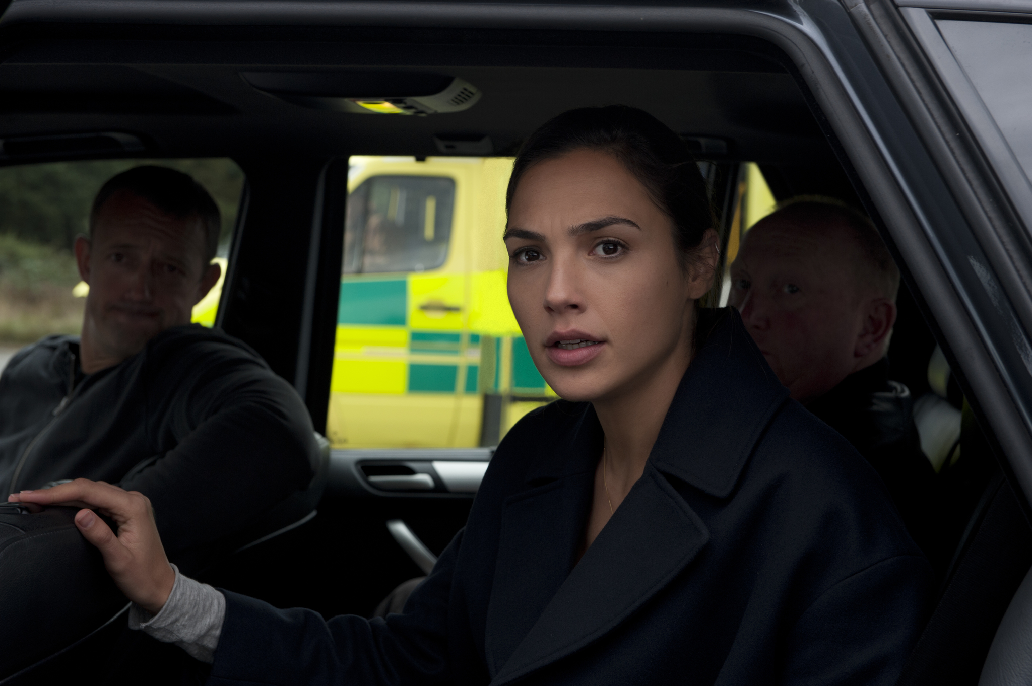 Gal Gadot in Criminal (2016)