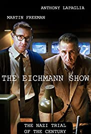 The Eichmann Show Poster