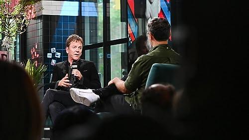 """BUILD: Kiefer Reveals How """"Designated Survivor"""" Changes as it Comes to Netflix"""