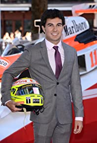 Primary photo for Sergio Pérez