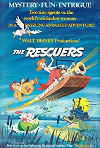 Primary photo for The Rescuers