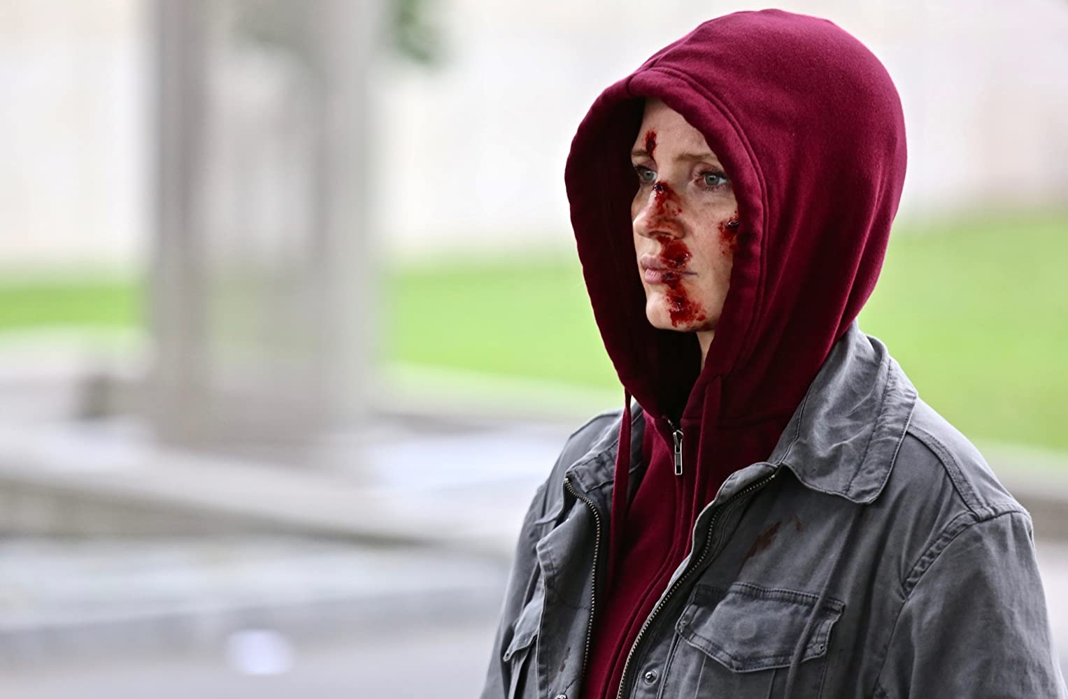 Jessica Chastain in Ava (2020)