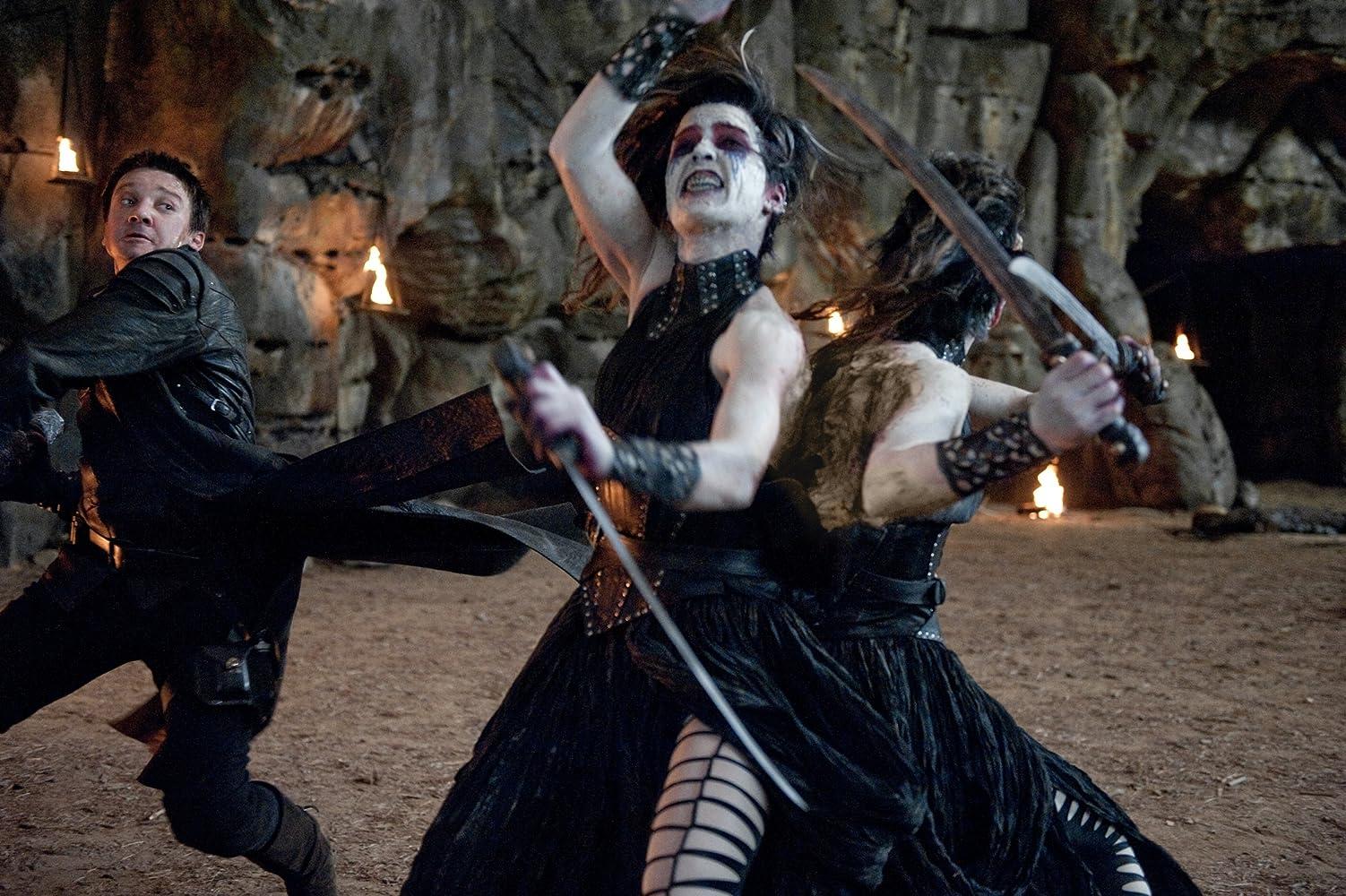 Jeremy Renner in Hansel & Gretel: Witch Hunters (2013)