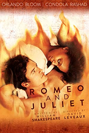 Romeo and Juliet film Poster