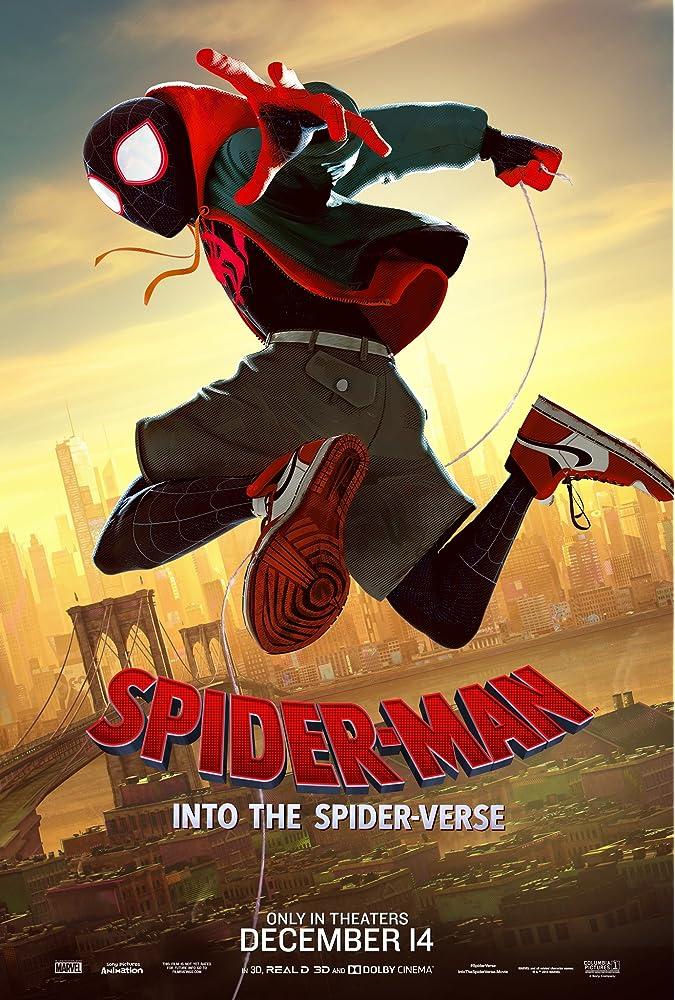 Spider-Man: Into the Spider-Verse(2018)