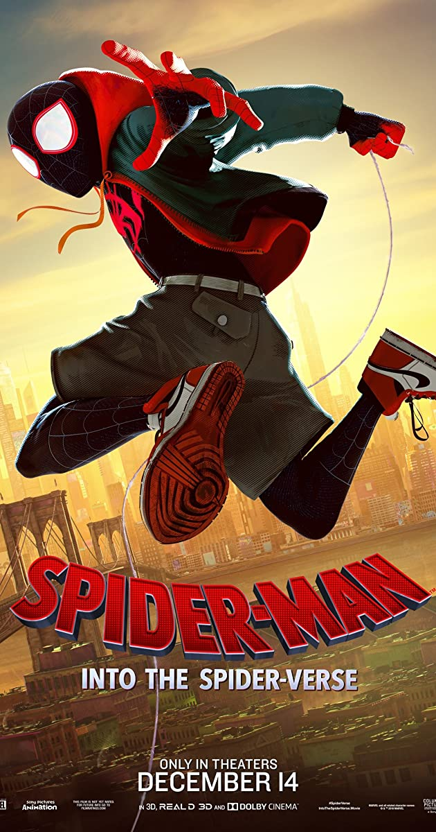 Spider-Man Into The Spider-Verse (2018) [WEBRip] [720p] [YTS.AM]