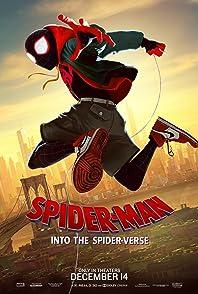 Spider-Man Into the Spider-Verseสไปเดอร์ แมน ผงาดสู่จักรวาล แมงมุม