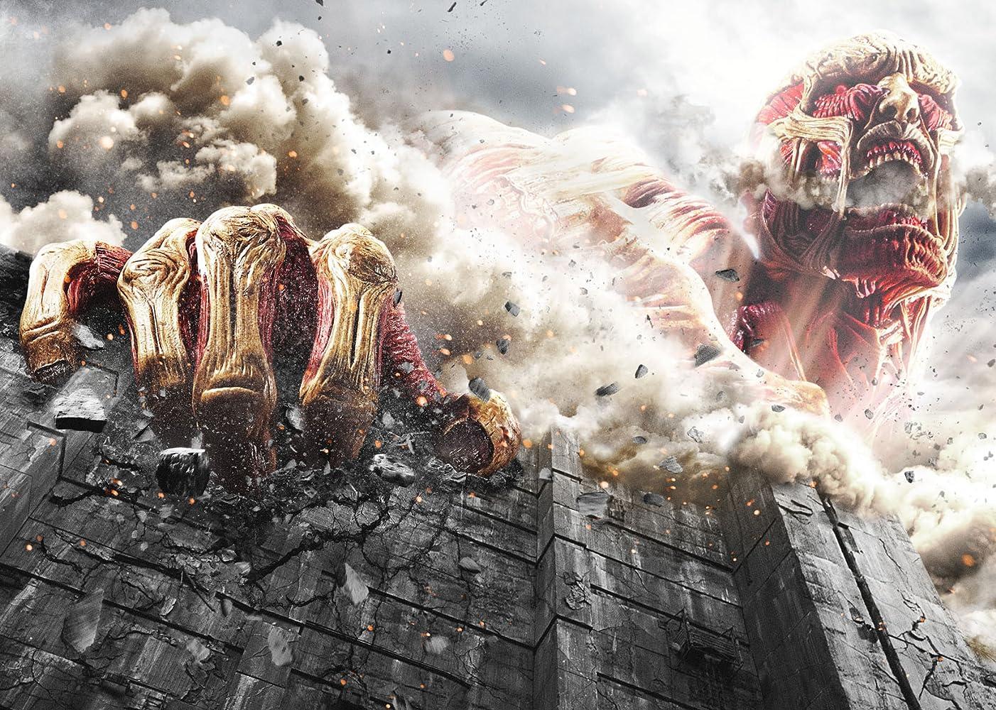 進擊的巨人真人版前篇劇照點擊放大