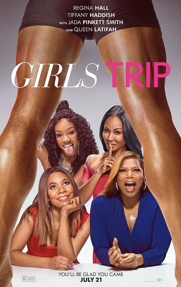18+ Girls Trip (2017) BRRip 720p Dual Audio [In Hindi + English] Full Movie