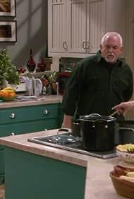 John Ratzenberger, Melissa Joan Hart, and Joey Lawrence in Melissa & Joey (2010)
