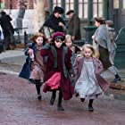 AnnaSophia Robb, Kelsey Lewis, Olivia Ballantyne, and Hannah Endicott-Douglas in Samantha: An American Girl Holiday (2004)