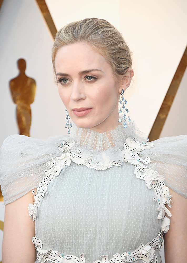 Emily Blunt at an event for The Oscars (2018)