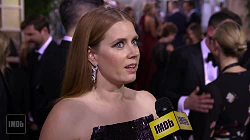 Amy Adams Talks Golden Globes Films and Past Wins