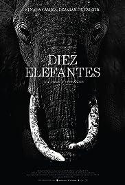 10 Elephants Poster
