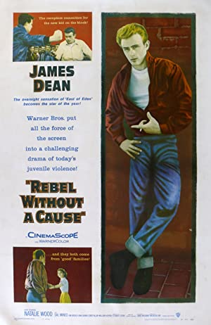 Rebel Without a Cause Poster Image