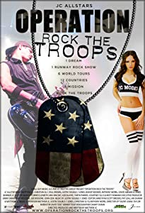 Download movie for free Operation Rock the Troops by [Mp4]