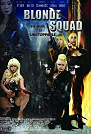 Blonde Squad Poster