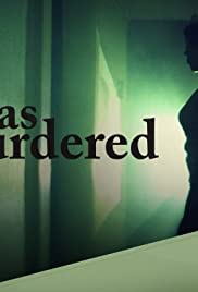 I Was Murdered Poster