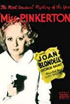 Primary image for Miss Pinkerton