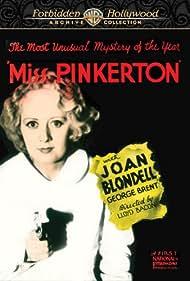 Joan Blondell in Miss Pinkerton (1932)