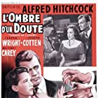 Joseph Cotten and Teresa Wright in Shadow of a Doubt (1943)