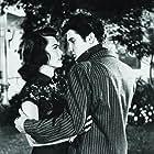 Elvis Presley and Judy Tyler in Jailhouse Rock (1957)