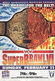 WCW SuperBrawl VI Poster