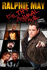 Ralphie May Filthy Animal Tour Poster
