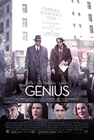 Colin Firth, Nicole Kidman, Jude Law, and Laura Linney in Genius (2016)