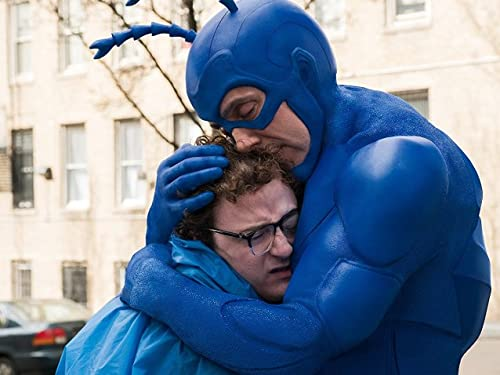 "You Just Watched: ""The Tick"" Episode 1"