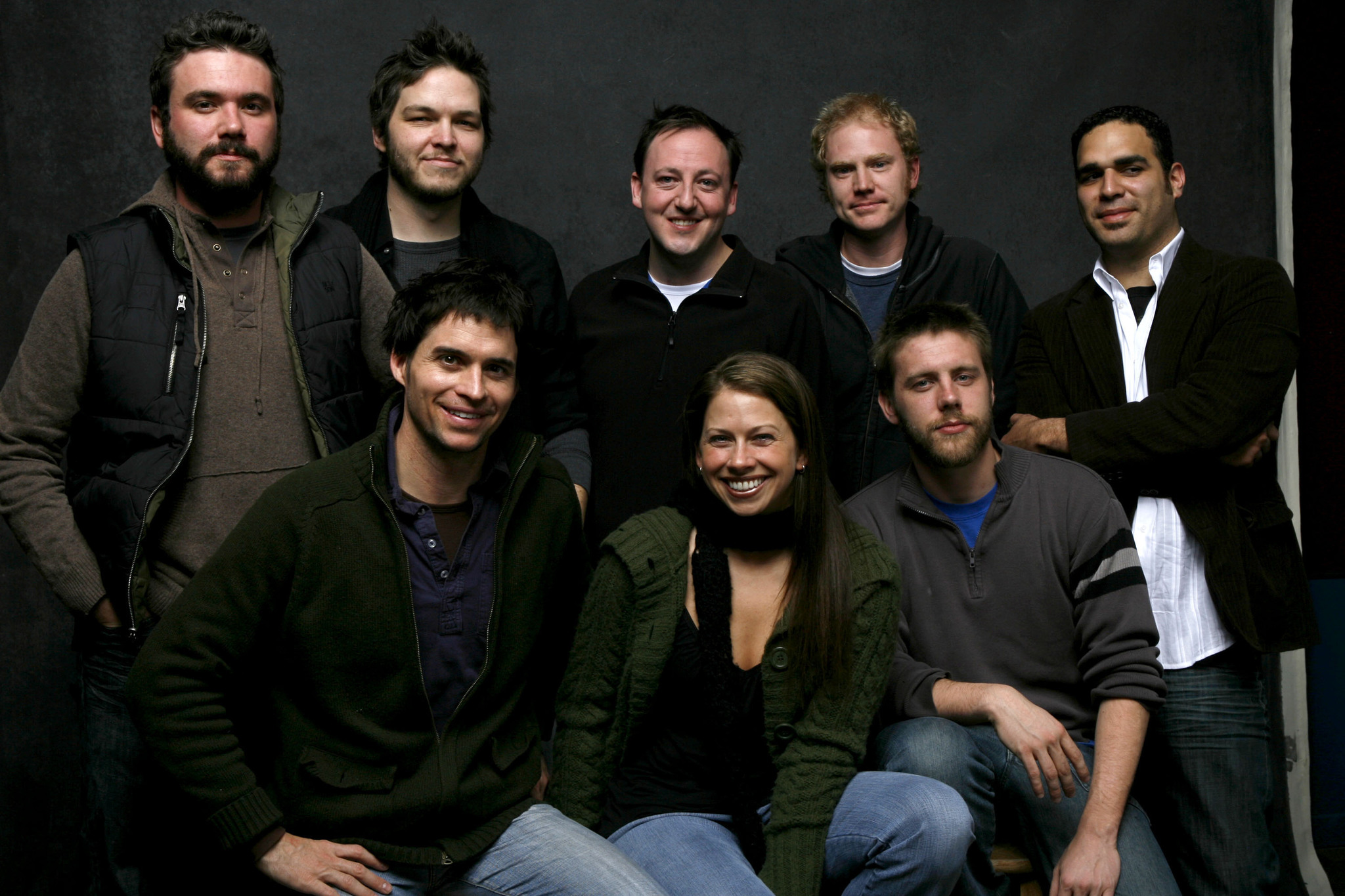 Dan Bush, Chad McKnight, Cheri Christian, Jacob Gentry, Scott Poythress, and David Bruckner