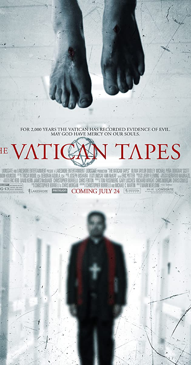 Watch Full HD Movie The Vatican Tapes (2015)