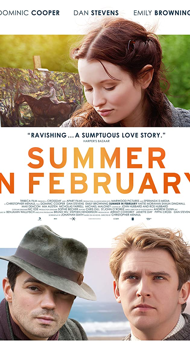 Subtitle of Summer in February