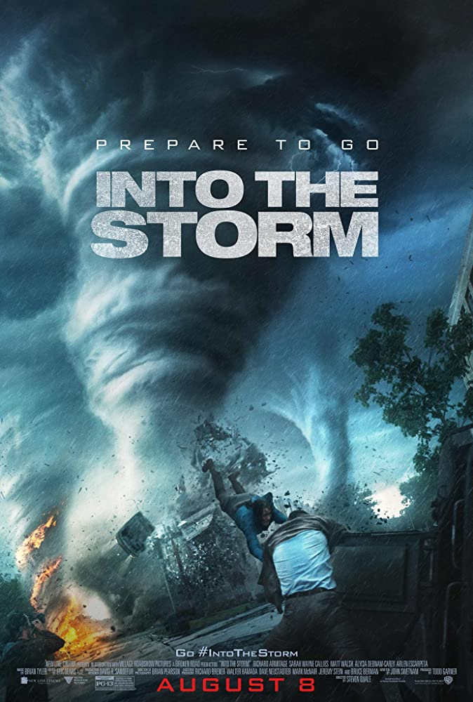 Into the Storm 2014 Dual Audio Hindi 300MB BluRay ESubs Download