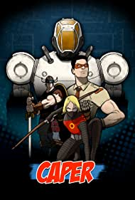 Caper Poster - TV Show Forum, Cast, Reviews