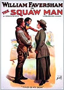 Movie clips for download The Squaw Man Cecil B. DeMille [Mpeg]