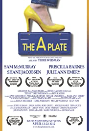The A Plate Poster