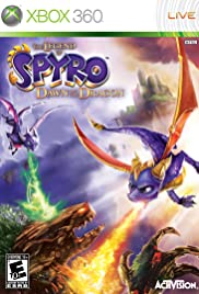 The Legend of Spyro: Dawn of the Dragon Poster