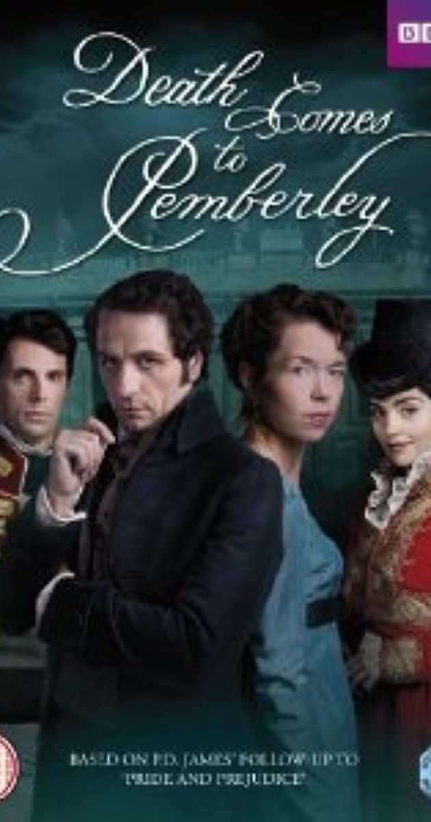 Death Comes to Pemberley (TV Mini-Series 2013) - Death Comes to