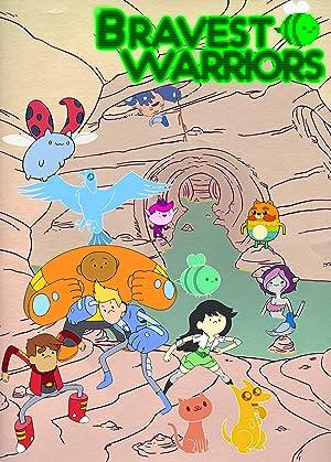 Where to stream Bravest Warriors
