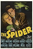 The Spider (1945) Poster