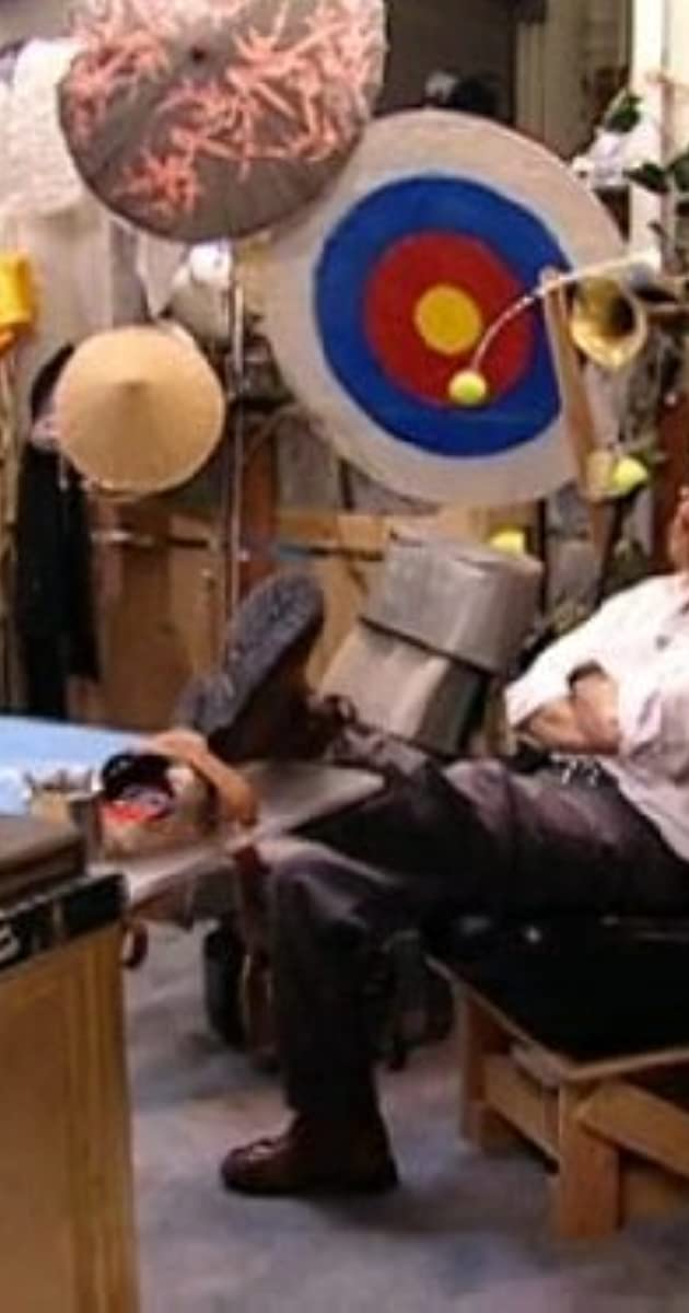 Mythbusters Confederate Rocket Tv Episode 2005 Jamie Hyneman As