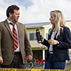 Neill Rea and Fern Sutherland in The Brokenwood Mysteries (2014)
