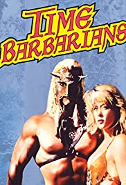 Time Barbarians Poster