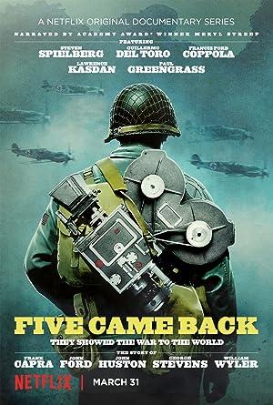 五人歸來:好萊塢與第二次世界大戰 | awwrated | 你的 Netflix 避雷好幫手!