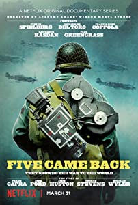 Watch uk movies Five Came Back by William Wyler [BluRay]