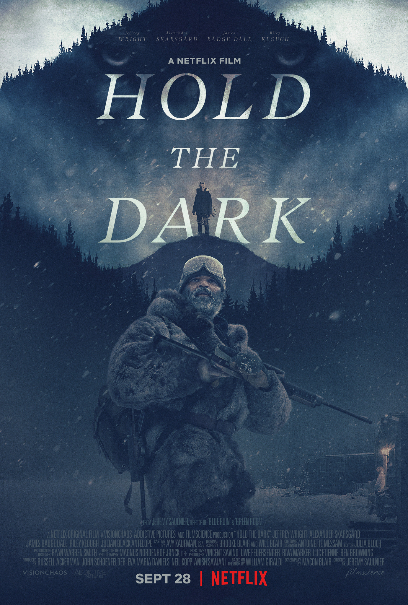 Hold the Dark (2018) - IMDb